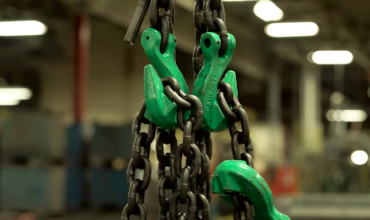 Custom Chain Sling Manufacturing