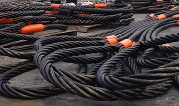 Wire Rope Sling Manufacturing